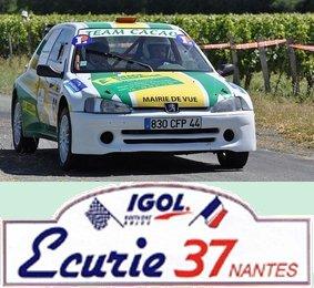 Présentation Rallye Régional  du Sillon