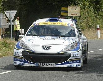26 & 27 Août 2011 22ème Rallye de Bessé sur Braye (National)