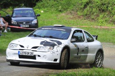 Rallye Régional des 12 Travaux d'Hercule (127 partants, 92 classés)