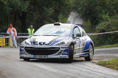 Rallye Régional Côte de Lumière (73 partants, 53 classés)
