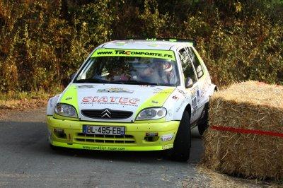 Rallye Régional de La Vie (104 partants, 66 classés)