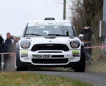 Rallye National de La Vienne (81 partants, 59 classés)
