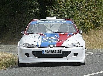 30 Juin et 1er Juillet 2012 9ème Rallye Régional du Sillon