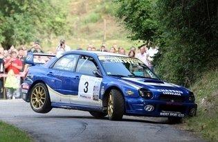 20-21 & 22 Juillet 2012 24ème Rallye National de Saintonge