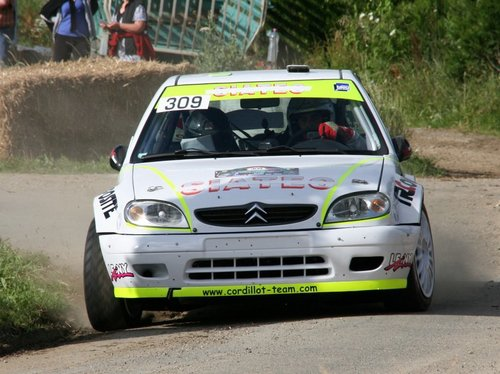 Rallye Régional du Sillon (60 partants, 51 classés)