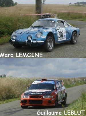 Rallye Régional « Le Mans » (120 partants, 97 classés moderne et VHC)
