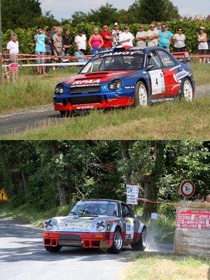 Rallye de Saintonge (91 partants, 51 classés)