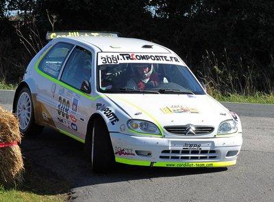 Rallye de La Vie ( 99 partants, 76 classés)