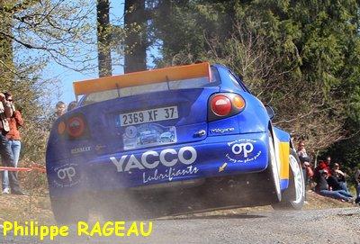 """6 Avril 2013 Rallye Régional """"Le Clain"""""""