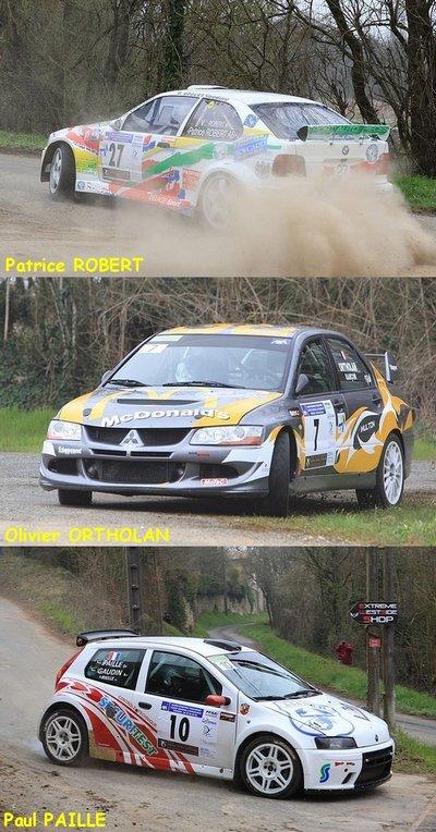 Rallye Régional « Le Clain » (46 partants, 33 classés)