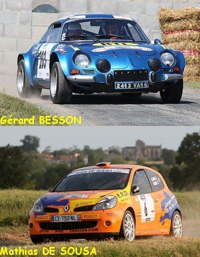 25 & 26 Mai 2013         Rallye Régional du Printemps de Bords