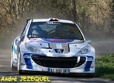 Rallye National de Bretagne        14 & 15 Juin 2013