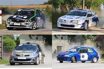 Rallye Régional de St Sornin-Leulac (65 partants, 58 classés)
