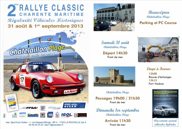 2ème Classic Charente-Maritime