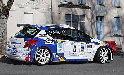Rallye National de La Vienne (89 partants, 59 classés)