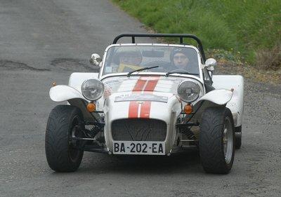 10ème Rallye « Le Mans » V.H.C
