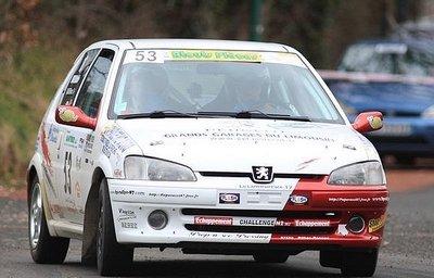 31 Mai & 1er Juin 2014  Rallye Régional Cieux Mont de Blond