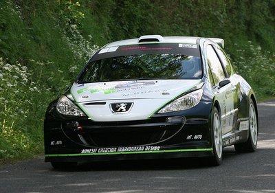 Rallye Régional des Coteaux du Layon (77 partants, 53 classés)
