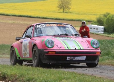 Rallye Régional de la Guirlande (100 partants, 85 classés)