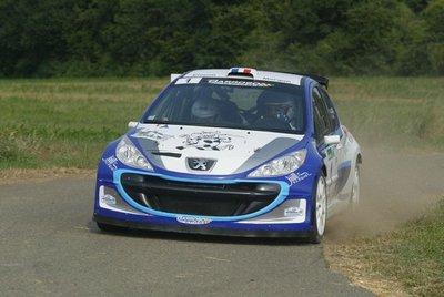 Rallye Régional des Olonnes (59 partants, 47 classés)