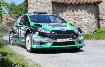 Rallye Régional Cieux Monts de Blond (53 partants, 42 classés)