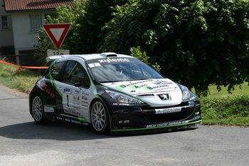 Rallye Régional du Val de Sèvre (56 partants, 43 classés)