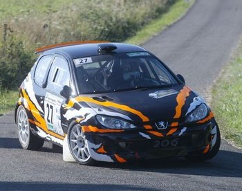 2 & 3 Aout 2014 25ème Rallye Régional de Bessé Sur Braye et Pays Calaisien