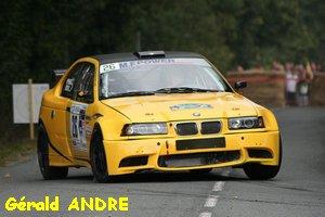 Rallye Régional de La Vie (74 partants, 56 classés)