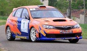 Rallye Régional de La Guirlande (81 partants, 67 classés)