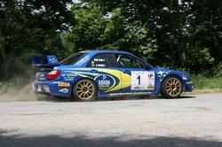 Rallye de Bretagne (2ème div) 19 & 20 Juin 2015