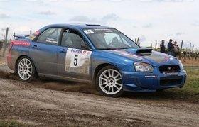 Rallye Régional Du Clain (47 partants, 36 classés)