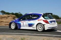 Rallye Régional des Olonnes (45 partants, 35 classés)
