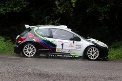 Rallye Régional du Morbihan (48 partants, 32 classés)