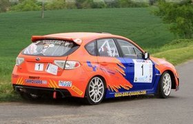 23 & 24 Avril 2016 13ème Rallye Régional de La Guirlande