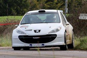 Rallye régional des Olonnes (49 partants, 38 classés)