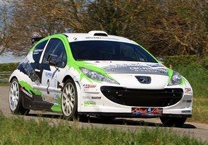 Rallye Régional de La Guirlande (82 partants, 51 classés)
