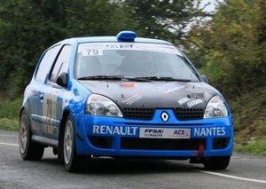 Rallye Régional du Morbihan (50 partants, 35 classés)