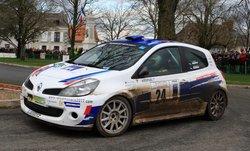 Rallye Régional du Clain (50 partants, 37 classés)