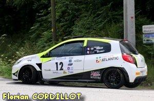 Rallye Régional de La Vie (81 partants, 64 classés)