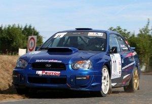 Rallye Régional Vienne et Glane (72 partants, 56 classés)