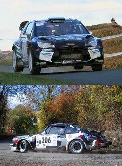 Rallye Automne-La Rochelle Charente-Maritime (Chpt de France 2ème div) (126 pts, 91 classés)