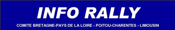 Nouvelle saison Info-Rally reprend la route