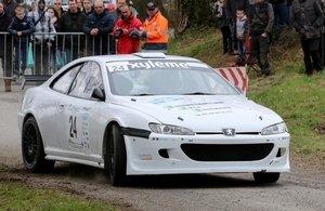 1er & 2 Avril 2017 18ème Rallye National du Pays de Lohéac