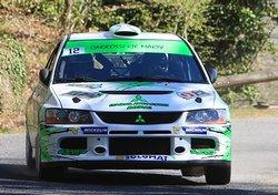 Rallye régional Cieux Monts de Blond (50 partants, 37 classés)