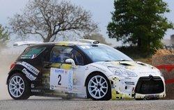 Rallye Régional de La Guirlande (70 partants, 45 classés)