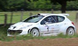 Rallye Régional du Morbihan (61 partants, 44 classés)