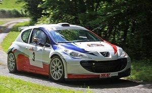 1er & 2 Juillet 2017 Rallye Régional de St Sornin Leulac
