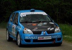14 & 15 juillet 2017       Rallye Régional Le Mans