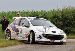 Rallye Régional Saint Sornin-Leulac (64 partants, 55 classés)