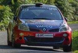 Rallye Régional des Côtes de Lumière (65 partants, 50 classés)